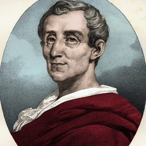 a biography of montesquieu charles louis de secondat Charles-louis de secondat, baron de la brède and de montesquieu, was born in the aquitaine region of france on january 18, 1689, during the age of enlightenment.